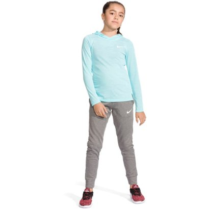 d9d49976 ... Nike Girls' Dry Long Sleeve Training Top. Girls' Shirts & Tops.  Hover/Click to enlarge