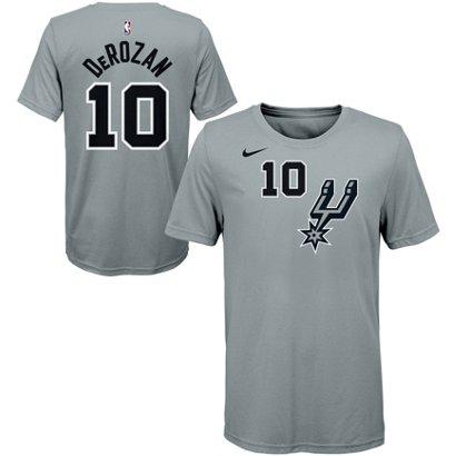 ... NBA Boys  San Antonio Spurs DeMar DeRozan 10 Statement T-shirt. San  Antonio Spurs Clothing. Hover Click to enlarge 9d17c2d9b