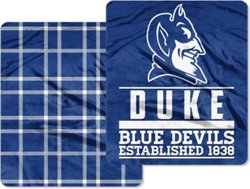The Northwest Company Duke University 60 in x 70 in Cloud Throw Blanket
