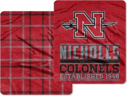 The Northwest Company Nicholls State University Homefield Cloud Throw