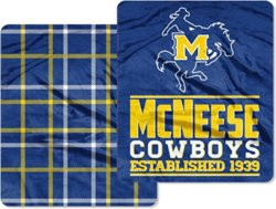 The Northwest Company McNeese State University Homefield Cloud Throw