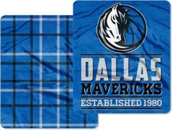 The Northwest Company Dallas Mavericks Homefield Cloud Throw