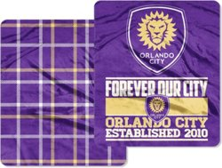 The Northwest Company Orlando City SC Homefield Cloud Throw