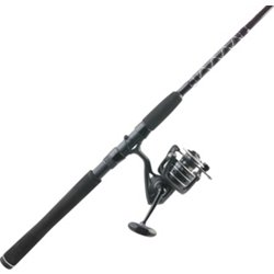 Pursuit III 7 ft Spinning Rod and Reel Combo