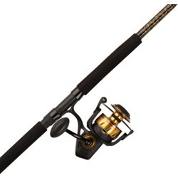 Spinfisher VI Spinning Rod and Reel Combo