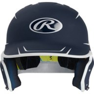 Rawlings Boys' Mach Junior 2-Tone Batting Helmet