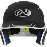 Rawlings Men's Mach Senior 2-Tone Batting Helmet