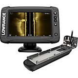 Lowrance Elite 7 Ti2 Active Imaging 3-In-1 GPS Fish Finder/Chartplotter