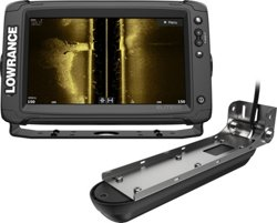 Lowrance Elite 9 Ti2 Active Imaging 3-In-1 GPS Fish Finder/Chartplotter