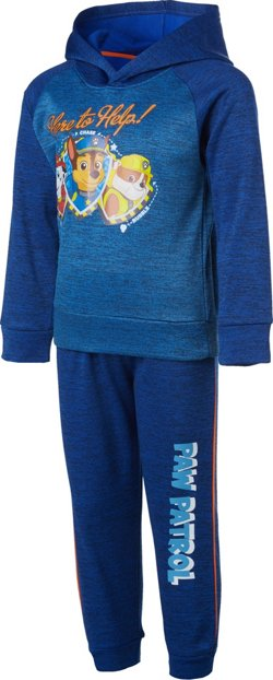 Boys' 4-7 2-Piece Fleece Set
