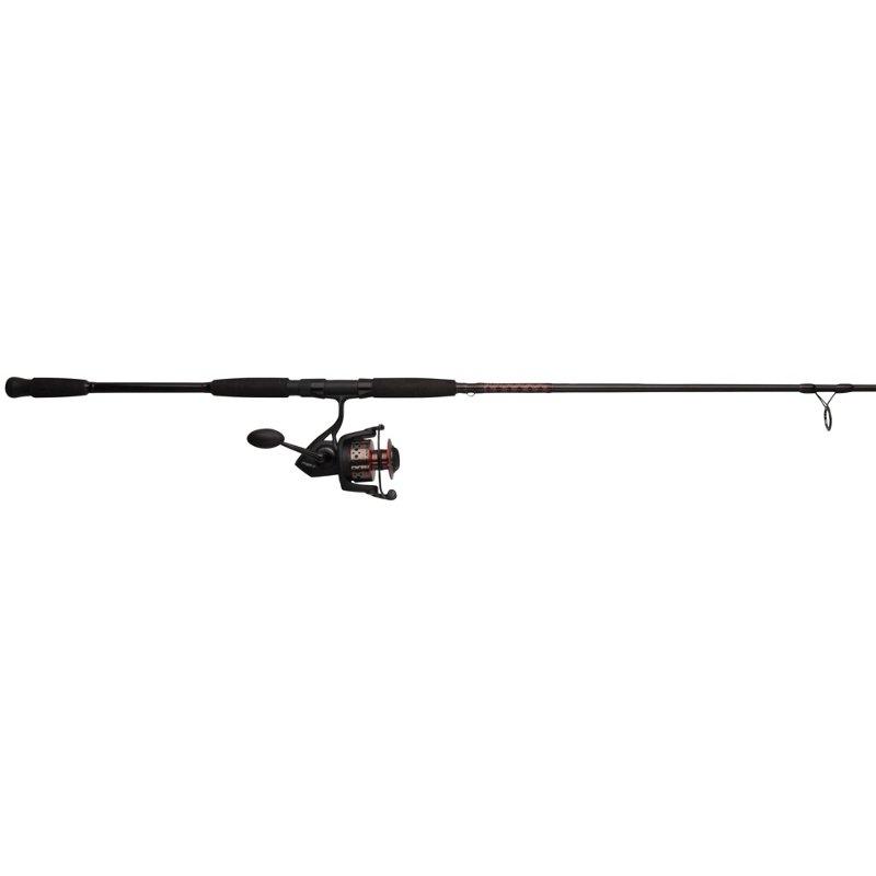 Penn Fierce II Spinning Rod and Reel Combo – Fishing Combos, Spinning Combos at Academy Sports
