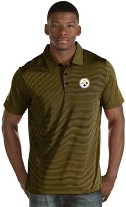 Men's Pittsburgh Steelers Quest Polo Shirt