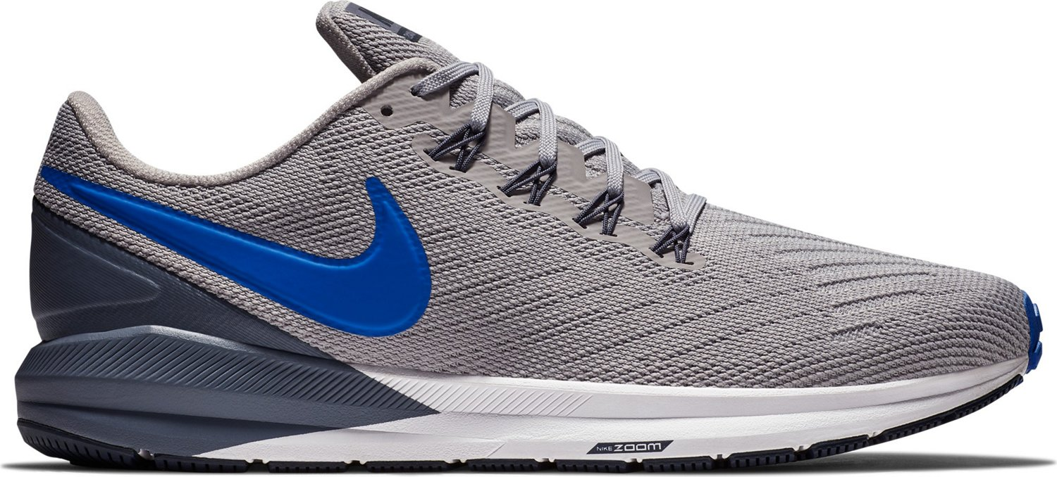 81f0cb55880b9 Nike Men s Air Zoom Structure 22 Running Shoes
