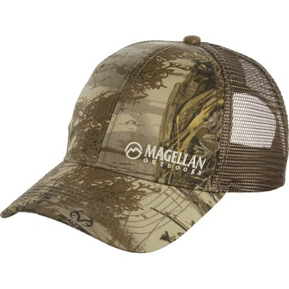 Magellan Outdoors Men s Eagle Pass Trucker Hat  fac7ed726be