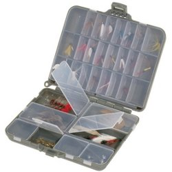 Compact Side-by-Side Tackle Organizer
