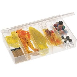 7-Compartment StowAway Tackle Box