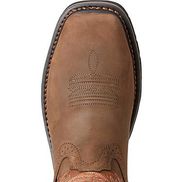 a497b39cfa4 Ariat Men's Sierra Delta EH Wellington Work Boots