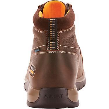 ca788c557c2 Ariat Men's Edge LTE Chukka Composite Toe Lace Up Work Boots