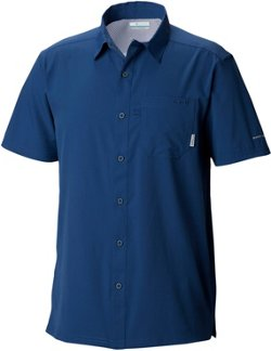 Men's Slack Tide Camp Button Down Shirt