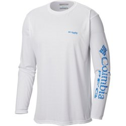Men's Terminal Tackle PFG Sleeve Long Sleeve Shirt