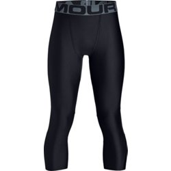 Boys' HeatGear 3/4 Training Leggings