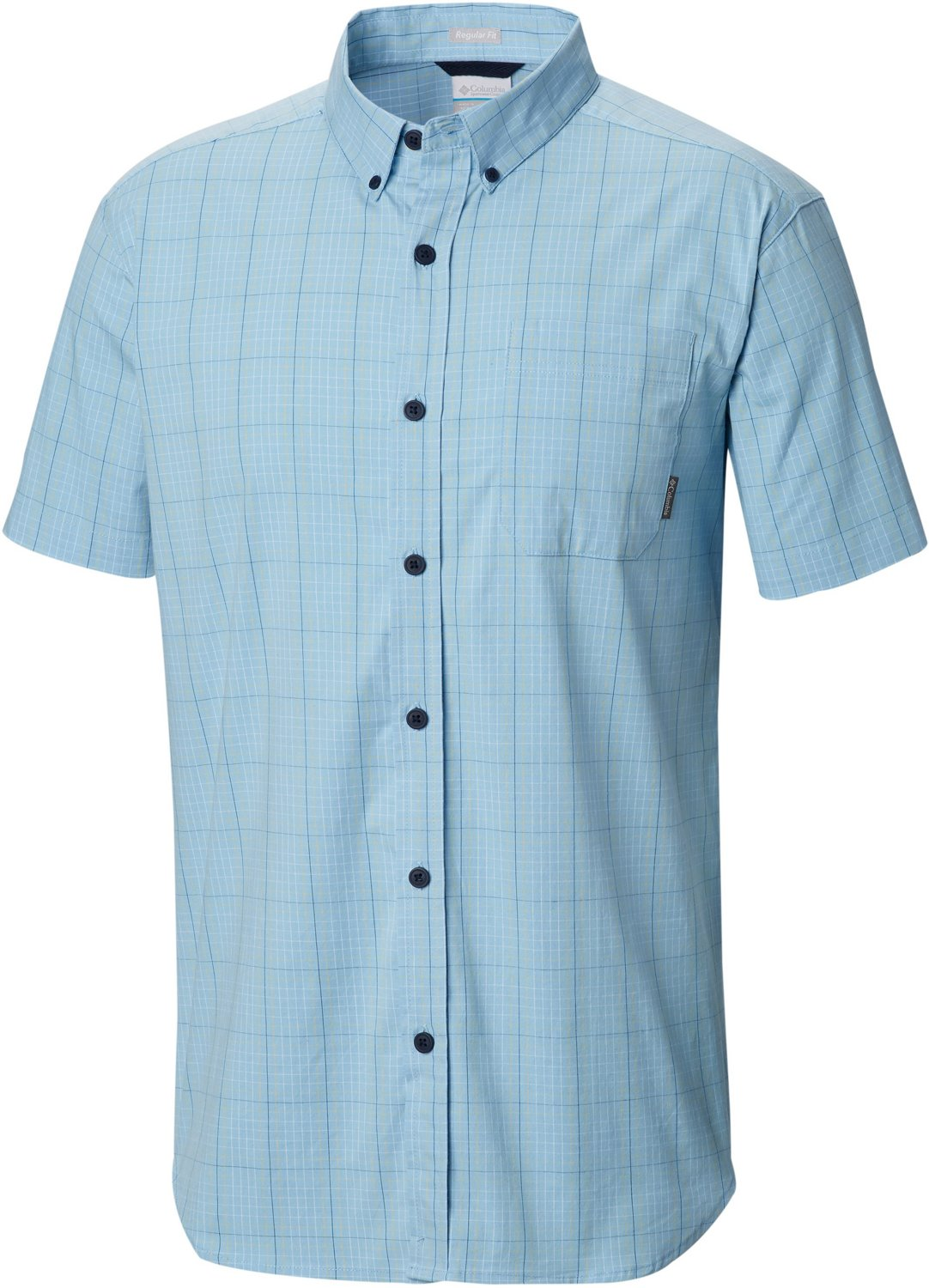 008c2e34981 Columbia Sportswear Men's Rapid Rivers Button-Down Shirt | Academy