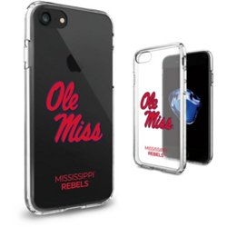 University of Mississippi Ice Case for iPhone 6, 7 and 8
