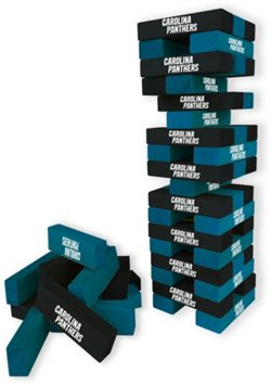 Wild Sports Carolina Panthers Table Top Stackers