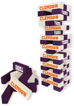 Wild Sports Clemson University Table Top Stackers