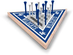 Wild Sports University of Kentucky Table Top Peg Game