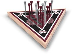 Wild Sports Mississippi State University Table Top Peg Game