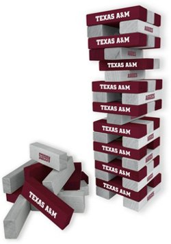 Wild Sports Texas A&M University Table Top Stackers