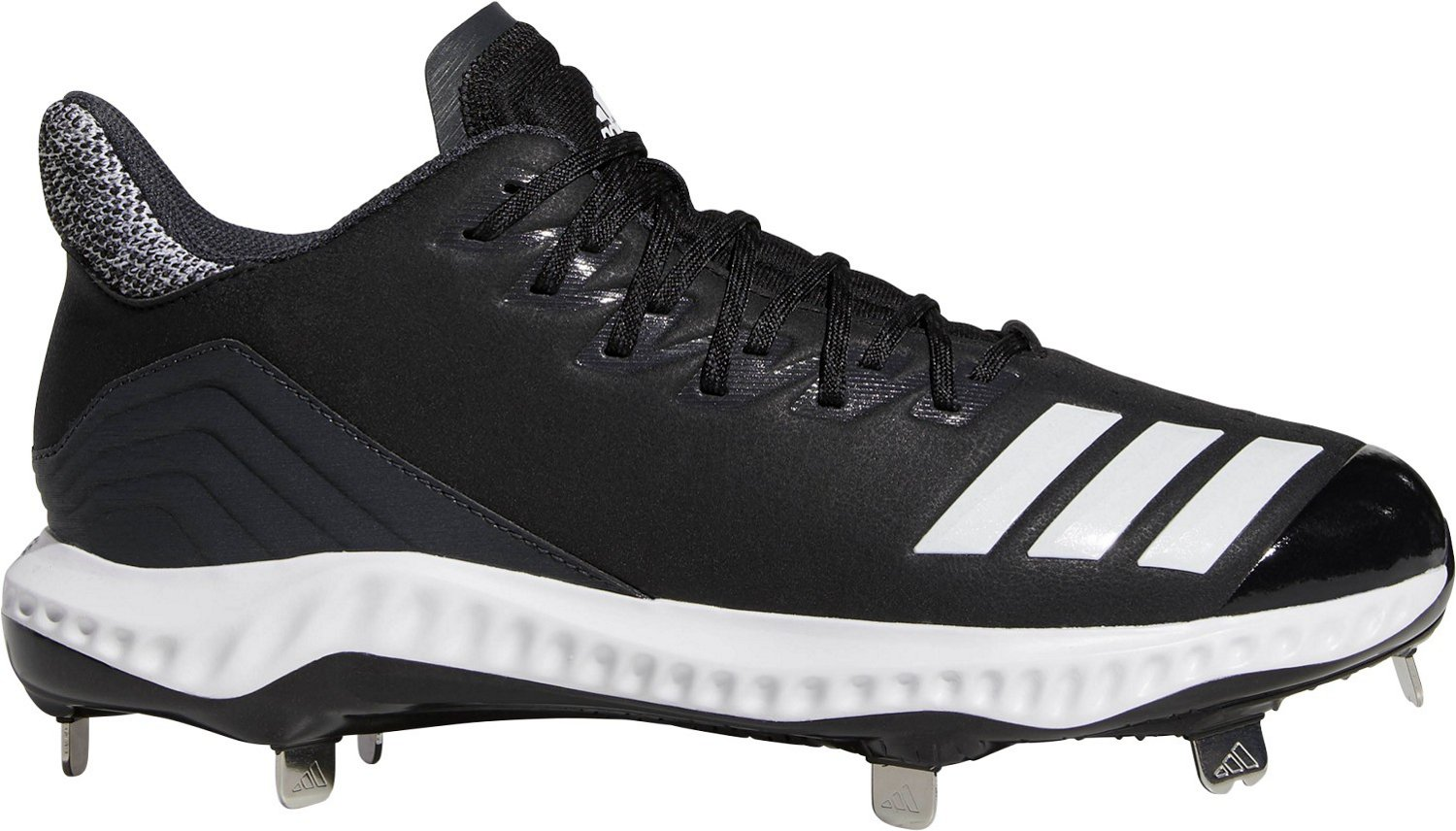 00976611331a6 adidas Men s Icon Bounce Low Metal Baseball Cleats