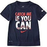 Nike Toddlers' Catch Me If You Can T-shirt