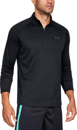 Under Armour Men's Tech 1/2 Zip Warmup Top