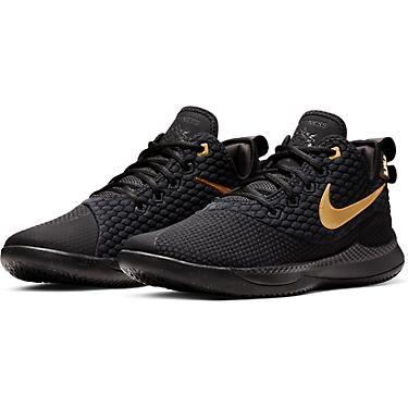 new arrival 862f4 83d2e Nike Adults' Lebron Witness III Basketball Shoes