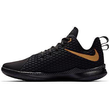 9204f160729 Nike Adults' Lebron Witness III Basketball Shoes