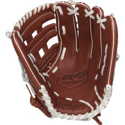 R9 Series 13 in Fast-Pitch Softball Outfield Glove