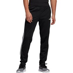 adidas Men's Essentials 3-Stripes Tricot Tapered Pants
