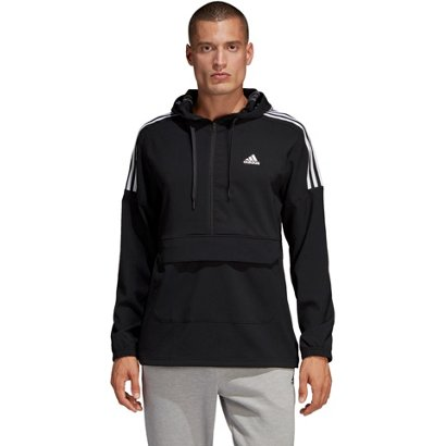 1ae23a21e89d5 adidas Men s Sport ID Anorak 1 2 Zip Pullover Jacket