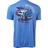 Magellan Outdoors Men's Big Head Tuna Short Sleeve T-shirt