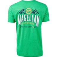 Magellan Outdoors Men's Peak Short Sleeve T-Shirt