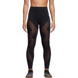 adidas Women's Warp Knit High Rise 7/8 Tights