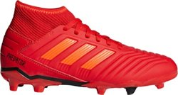 adidas Boys' Predator 19.3 Firm-Ground Soccer Cleats