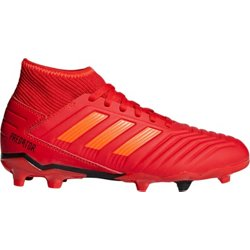 adidas Kids' Predator 19.3 Firm-Ground Soccer Cleats