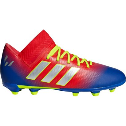 8c18a1815 adidas Boys  Nemeziz Messi 18.3 Firm-Ground Soccer Cleats