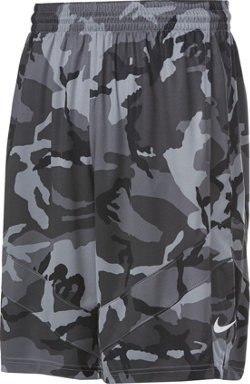 Men's AOP Courtlines Basketball Shorts
