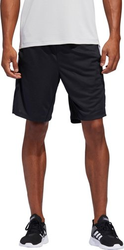 adidas Men's 4KRFT Sport 3-Stripes Shorts 9 in