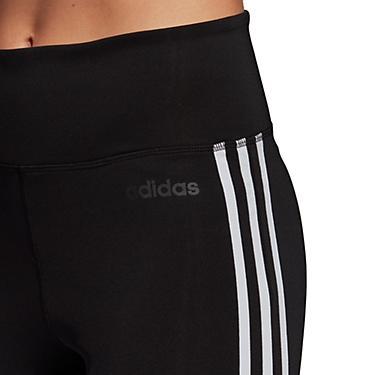 c0a25e65417 adidas Women's Design 2 Move 3-Stripes High Rise Long Tights | Academy