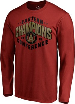Men's Atlanta United FC Conference Champs Playmaker Long Sleeve T-shirt